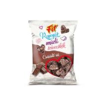 Fit müzli szivecskék csokis 50g