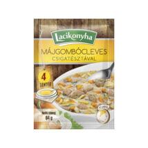 Lacikonyha Májgombóc leves csigatésztával 64g