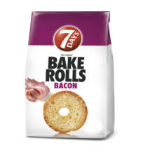 Bake Rolls 80g Bacon