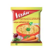 VISHU currys ízesítésű leves 60g