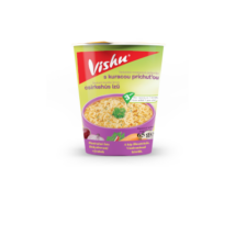 VISHU Poharas csirkehús ízű leves 65g