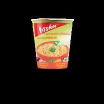 VISHU Poharas currys csirke ízű leves 65g
