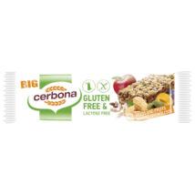 Cerbona gluténmentes magvas-gyümölcs 35g