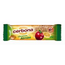 Cerbona szelet Almás-Citromos 20g