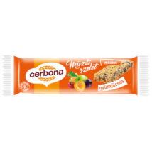 Cerbona szelet Gyümölcsös 20g