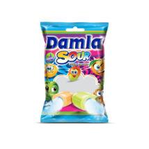 Damla cukor Sour savanyú gyümölcs 90g