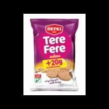 Detki Tere-Fere omlós keksz mézes 180+20g