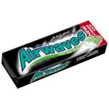 Airwaves cukormentes rágógumi Black Mint 14g