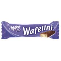 Milka Wafelini mártott tejcsokoládé ostya 31g