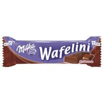 Milka Wafelini mártott tejcsokoládé ostya Chocomax 31g