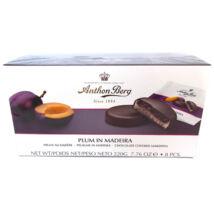 Anthon Berg desszert marcipánnal szilva Madeira likőrben 220g