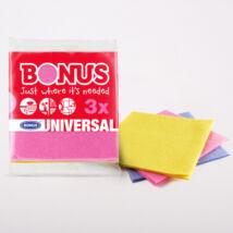 Bonus általános törlőkendő 3db
