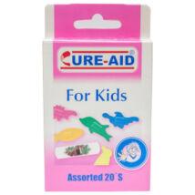 Cure-Aid sebtapasz gyerek 20db