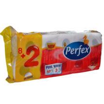 Perfex Boni WC papír 10 tekercs 90lap 3réteg