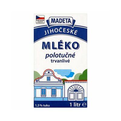 Mléko tartós tej 1,5%