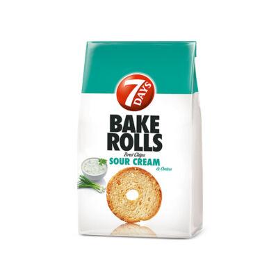 Bake Rolls 80g hagymás-tejfölös