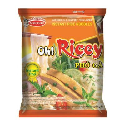 ACECOOK Oh!Ricey Csirke 63g