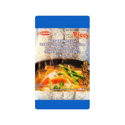 ACECOOK Oh!Ricey rizstészta cérnametélt 400g