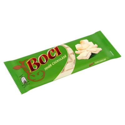 BOCI Fehér csokoládé 90g