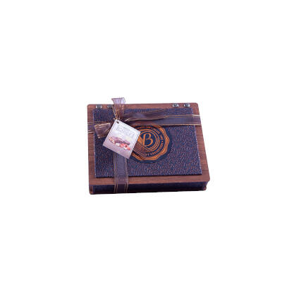 Bolci Wood&Leather box Bronze 175g