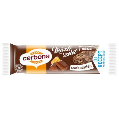 Cerbona szelet Csokis 20g