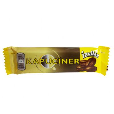 Ízvilág Kapucíner étcsokoládé szelet 31g