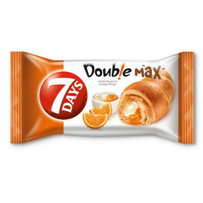 7Days Double Narancs-vanília 80g