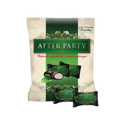 After Party csokoládés cukorka mentollal töltve 100g