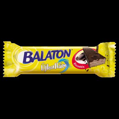 Balaton Újhullám ostyaszelet étcsokis 33g