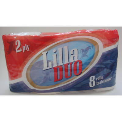 Lilla Duo 8tek WC papír