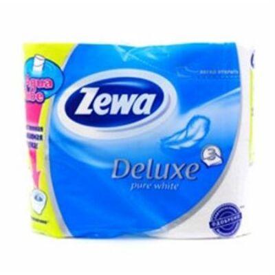 Zewa 4 tekercs wc papír Pure White